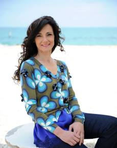 Il sindaco di Porto Recanati Sabrina Montali
